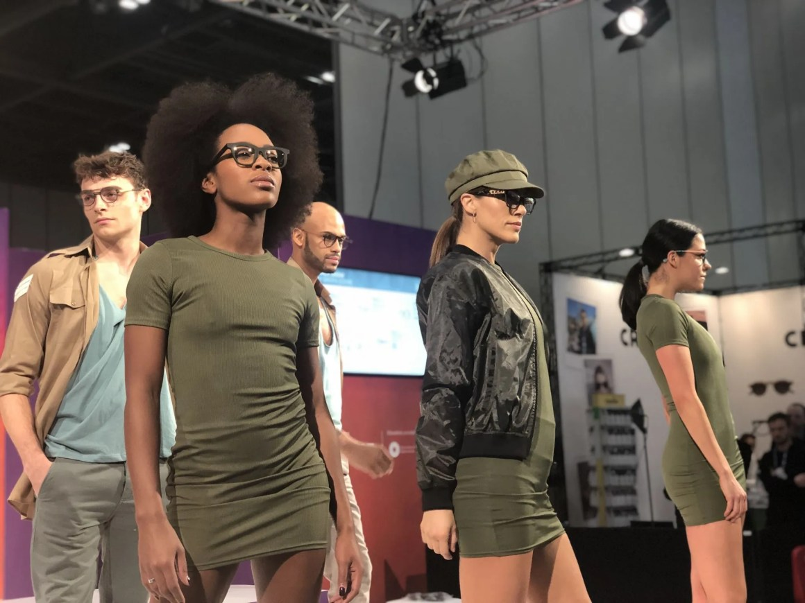 100% Optical 2019 catwalk