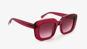 Farai in Berry Crystal by Pala Eyewear