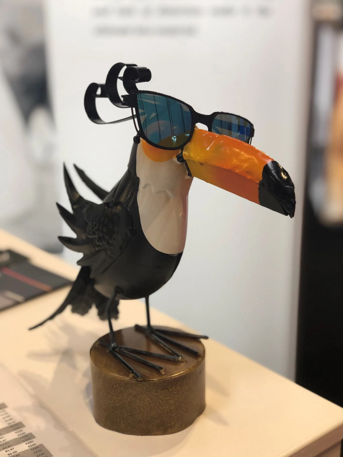 Optrafair 2019 Bondeye Optical