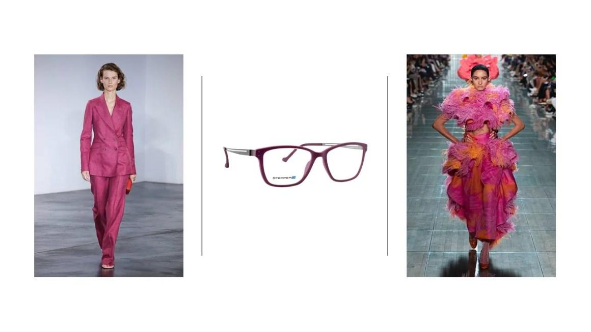 stepper raspberry eyewear