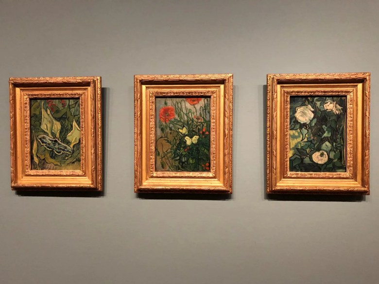 Van Gogh museum , Amsterdam