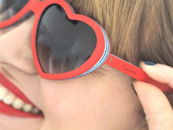 bespoke wooden eyewear