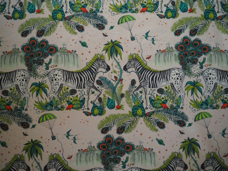 Emma Shipley Lost World Fabric