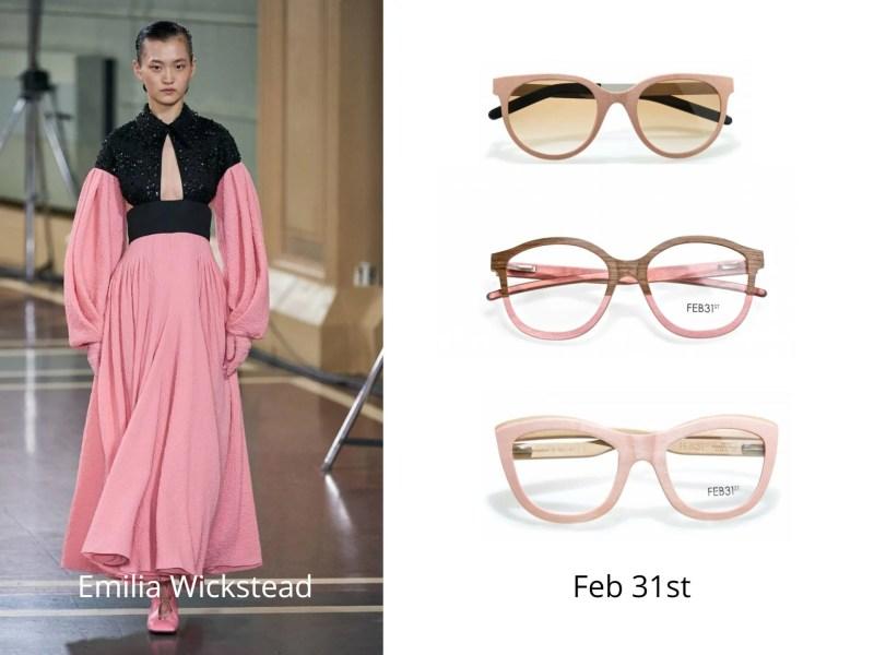 Fashion and eyewear trends 2020 Pastels