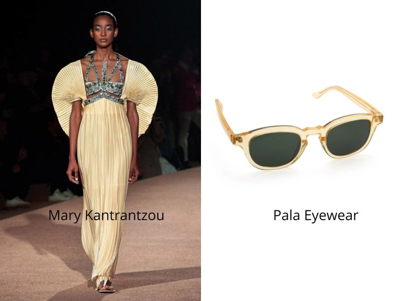 Fashion and eyewear trends 2020 Pastels