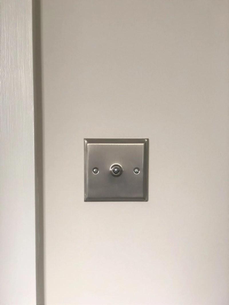 nickel satin toggle switch