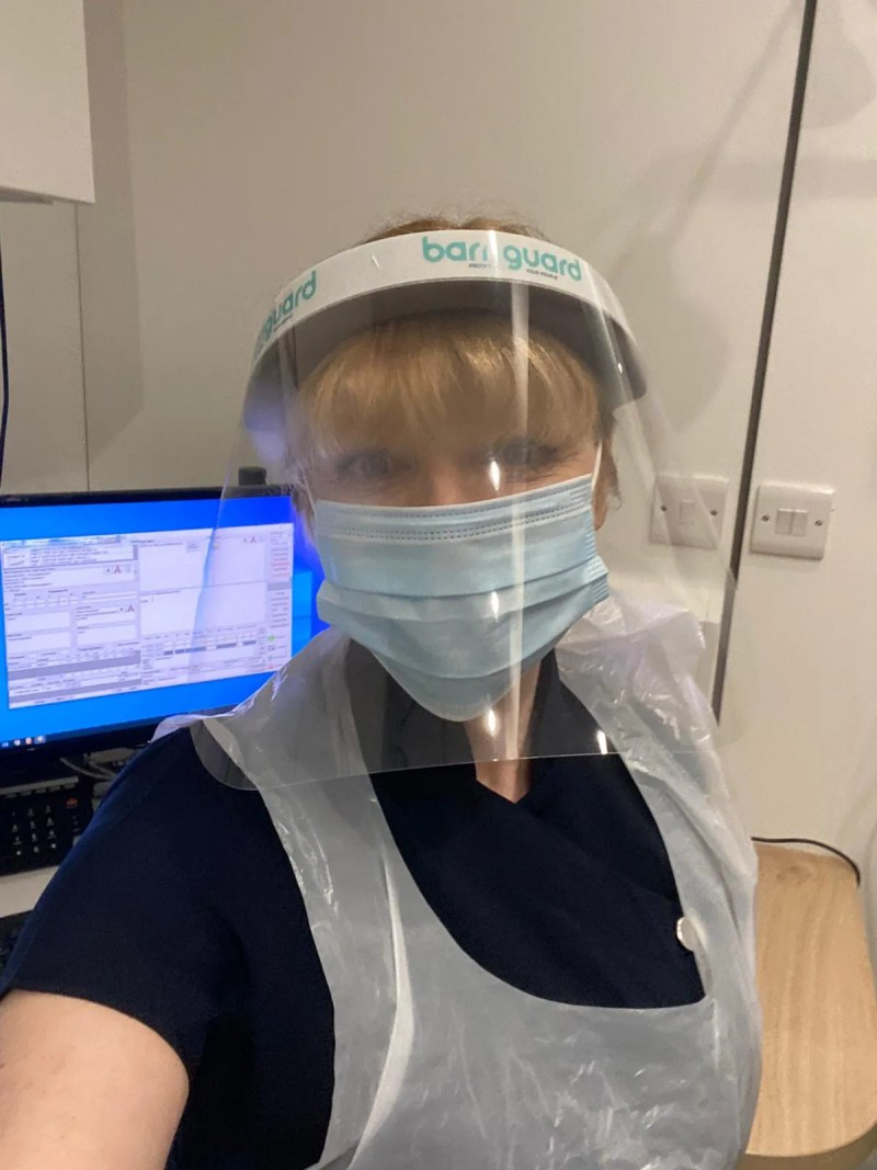 ppe the new normal in optometry