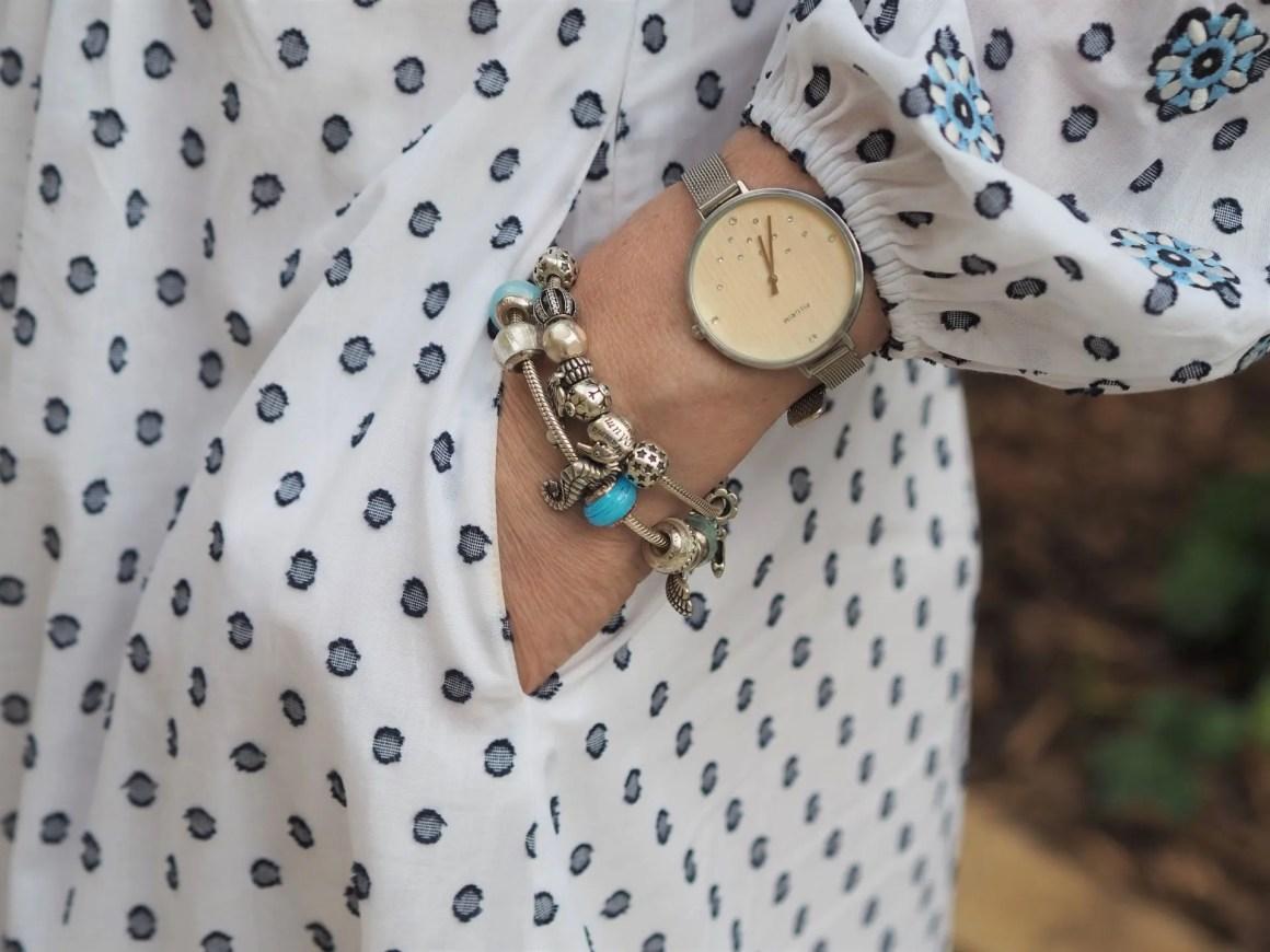 Pandora Lovelinks Redbalifrog charm bracelets