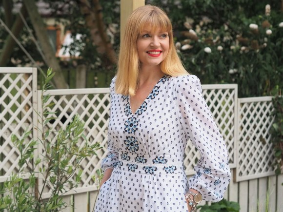 Flossie dress by Boden
