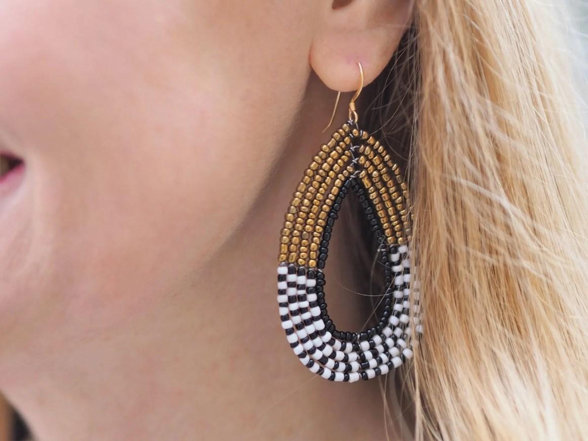 Karioko beaded earrings (7)