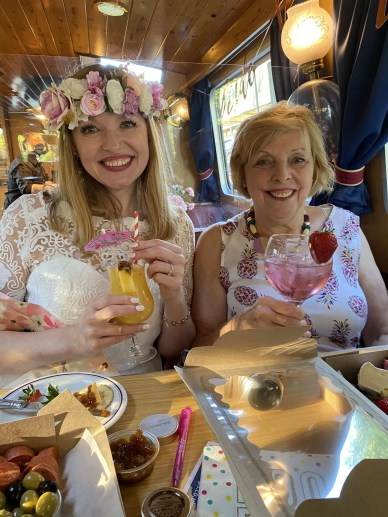 Hen party gin cruise (126)