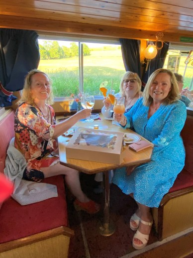 Hen party gin cruise (158)