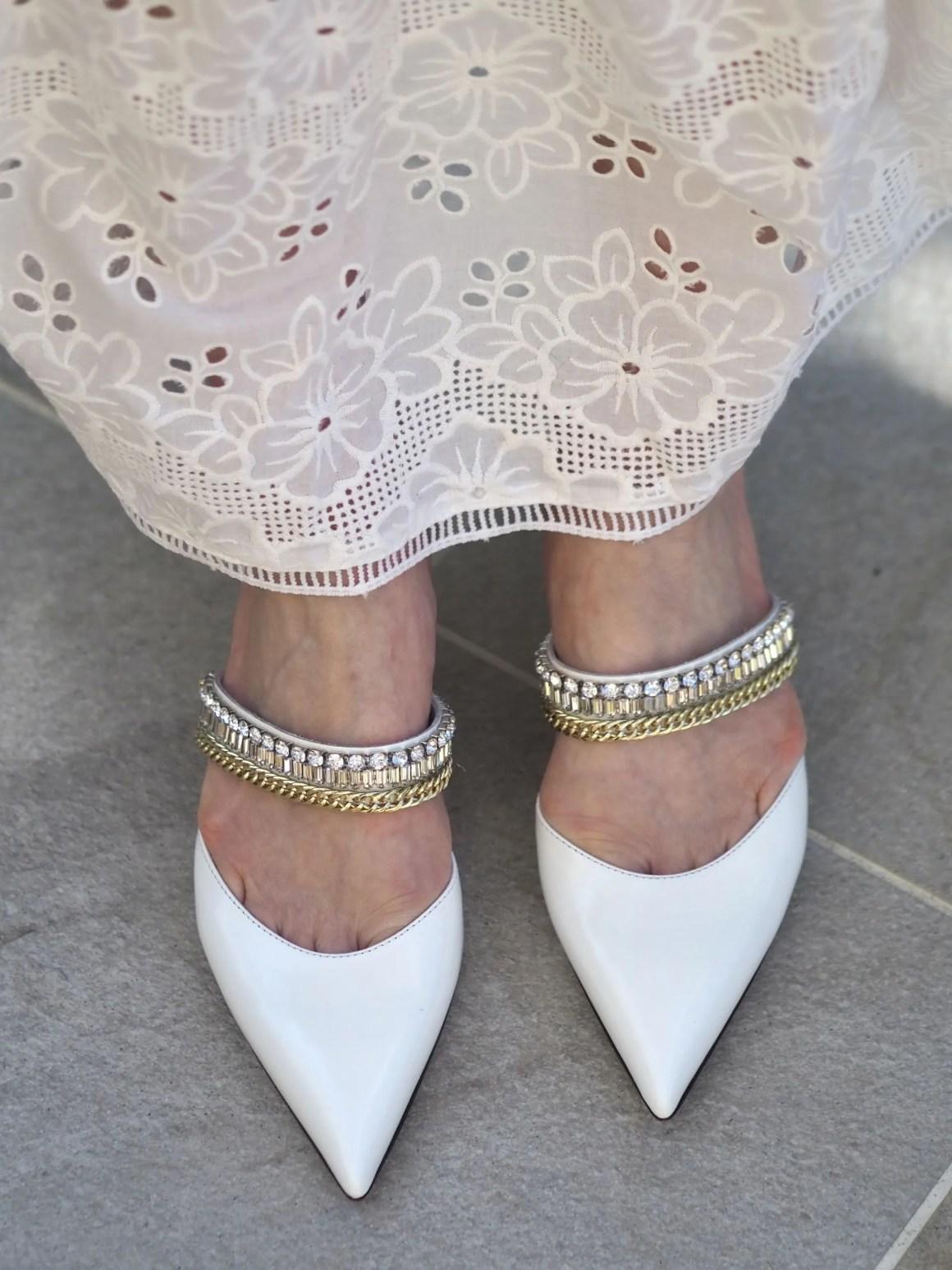 self portrait Eliza shoes