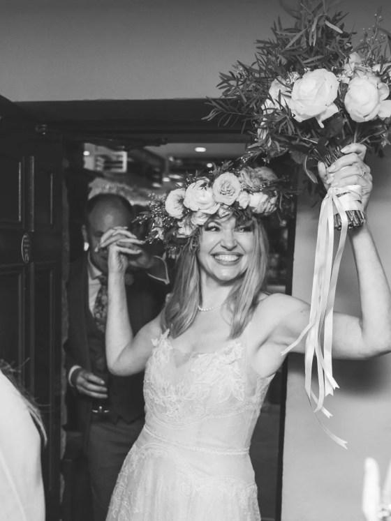 Wedding reception Beck Hall Malham