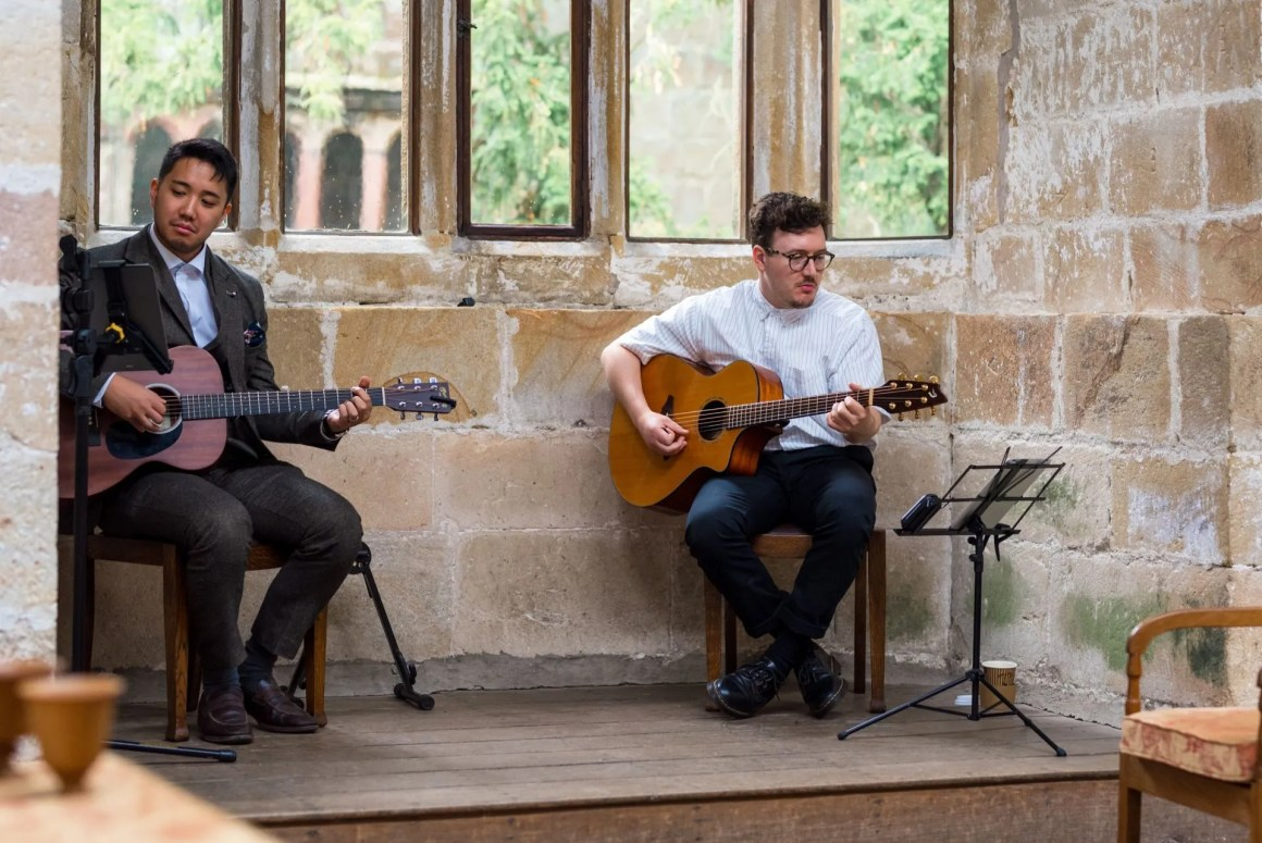 The Upstarts wedding band