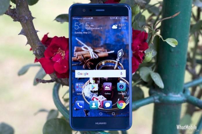 Huawei P10 Screen