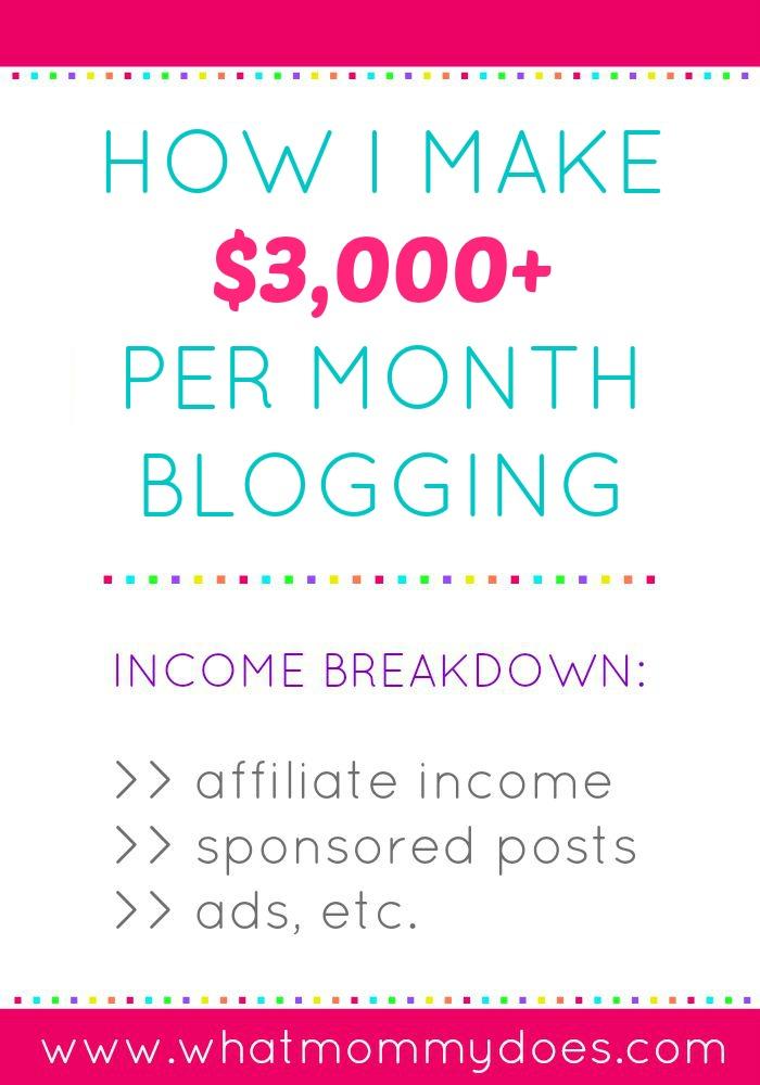 come faccio 3000+ blog