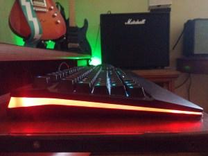 HAVIT HV-KB389L black keyboard