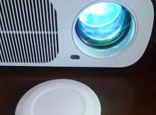 JAVION LED 2600 Lumens Projector