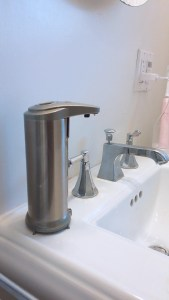 Home & Kitchen Wizards Soap Dispenser