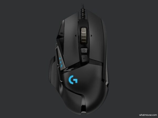 Logitech G502 Hero Specifications - What Mouse?