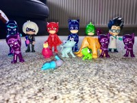 PJ Masks Deluxe Figure Set - What Mummy Thinks