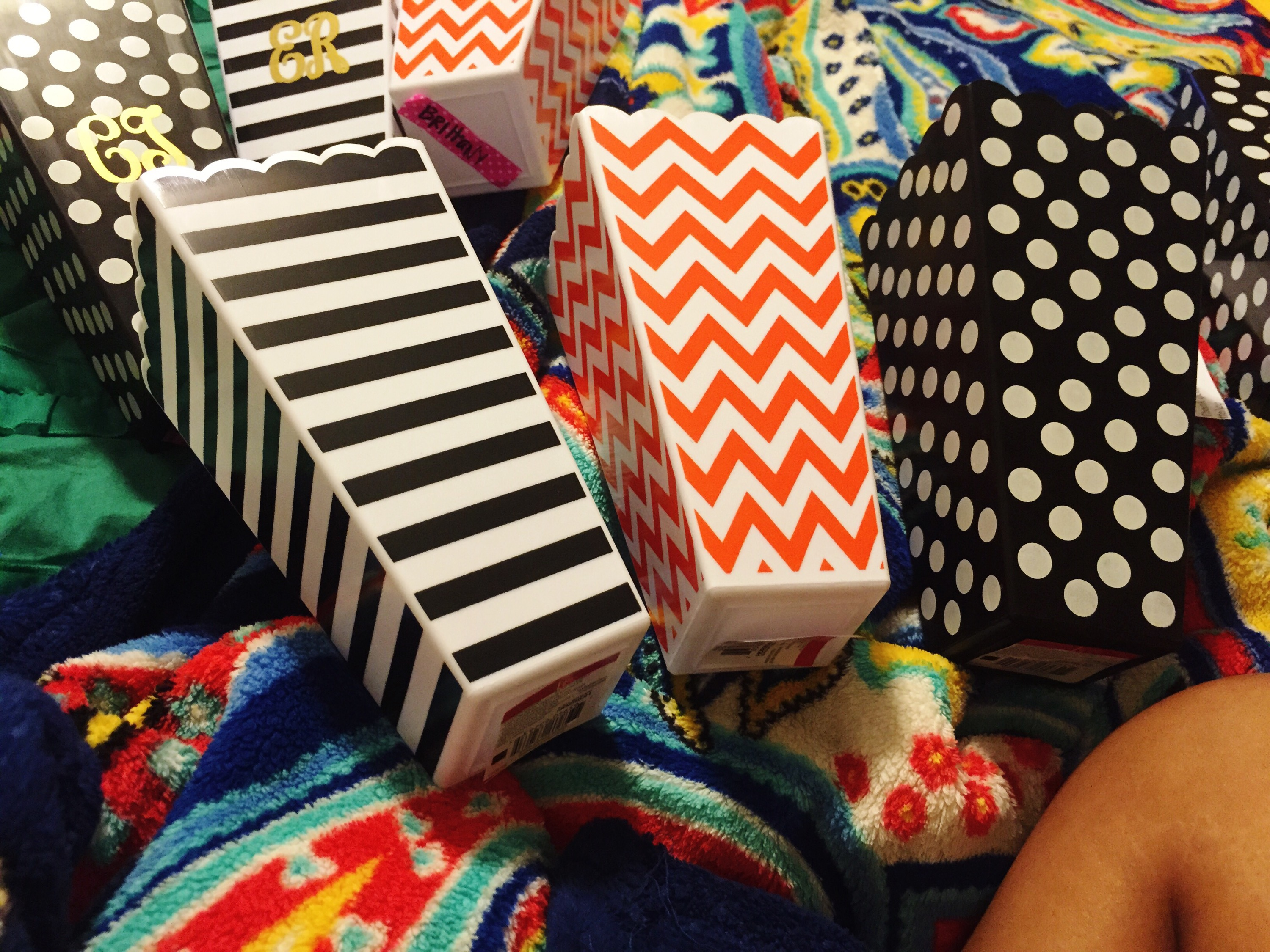 What Nicole Wore: Halloween Party Favors