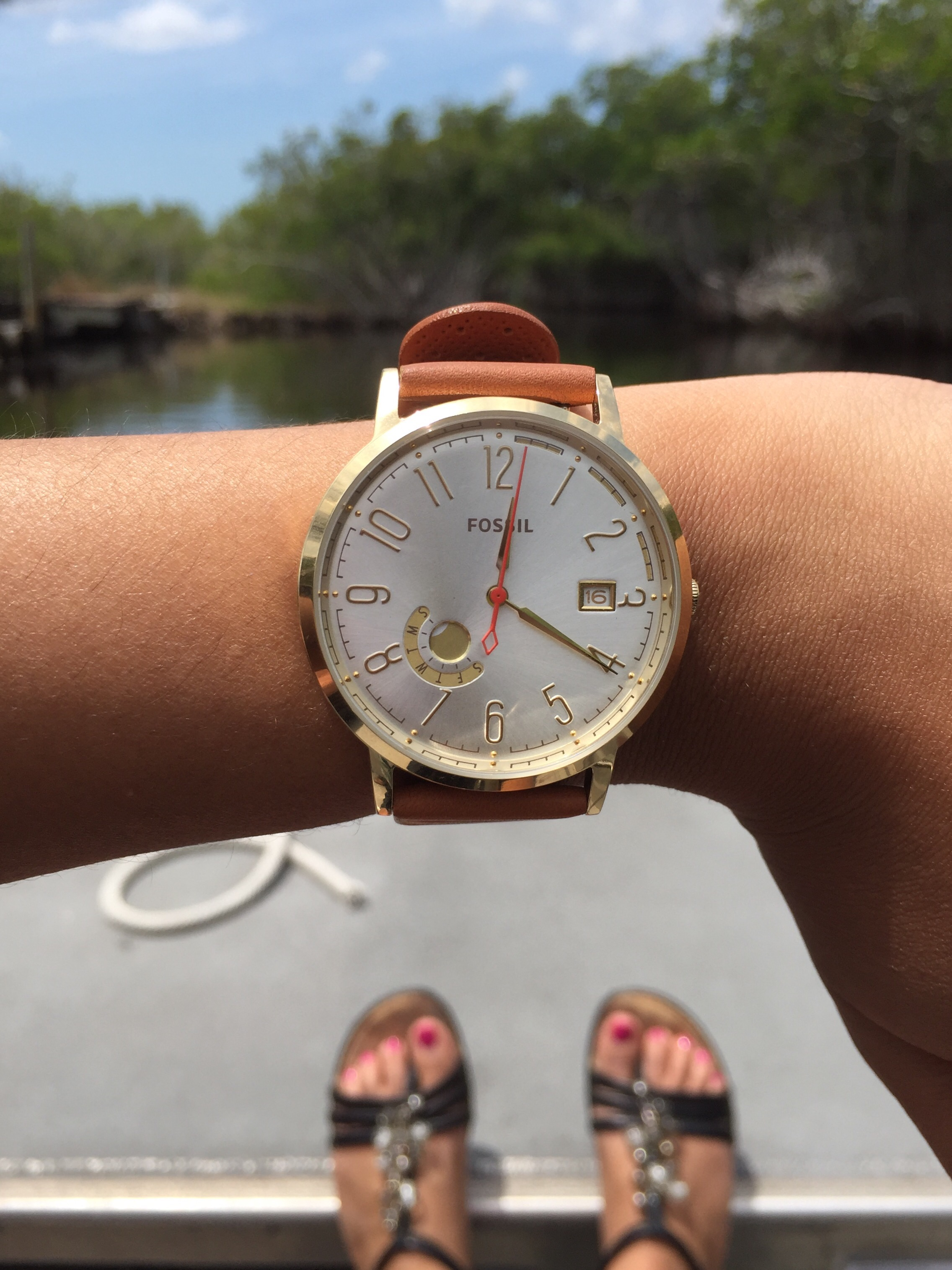 What Nicole Wore: Visiting Marco Island