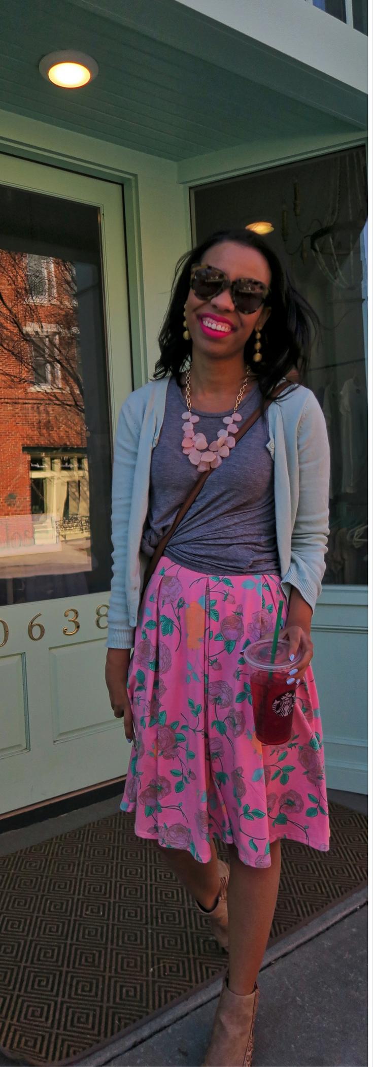 fantastic lularoe spring outfits 8
