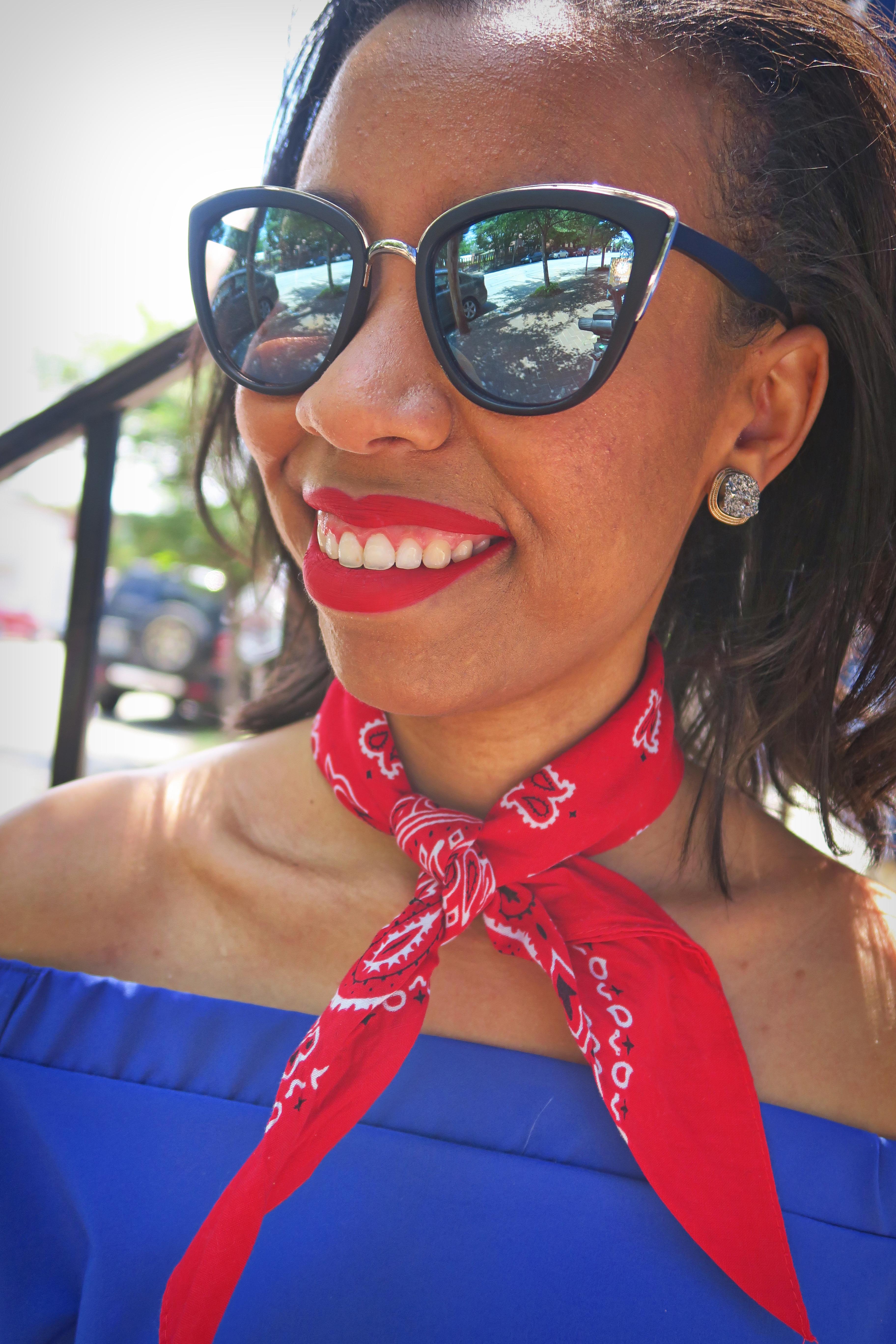 Blue Bell Sleeve Of The Ball Kentucky Fashion Blogger
