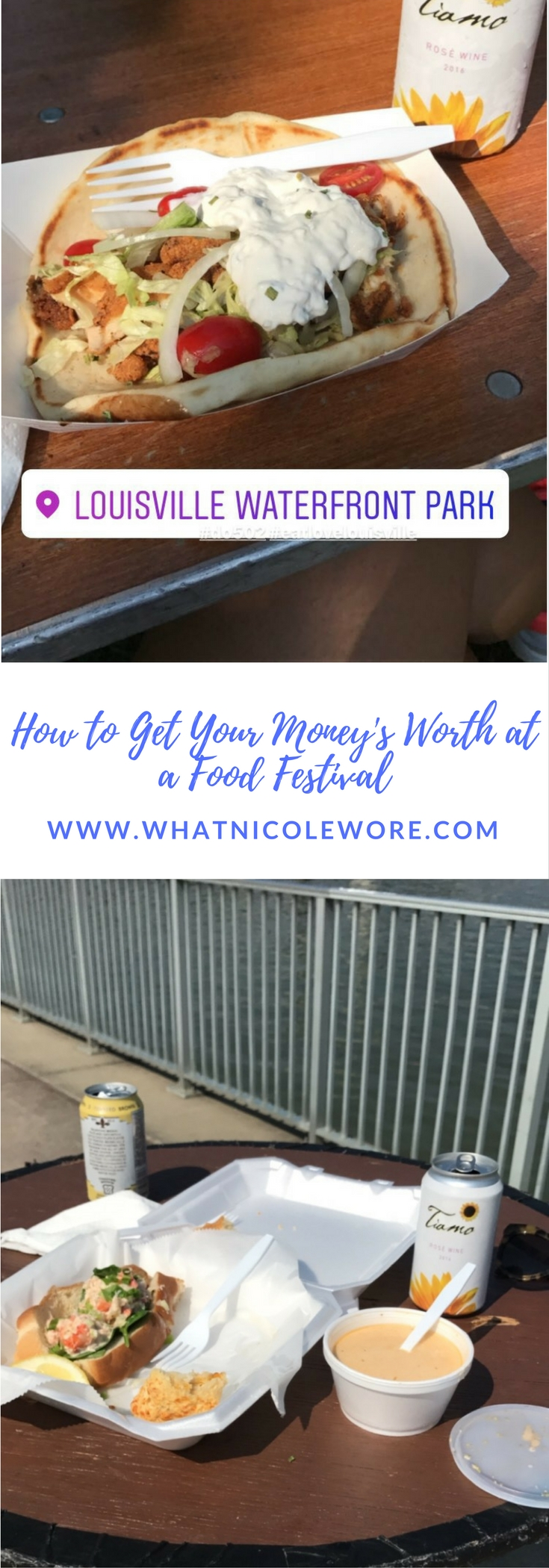 Southern lifestyle blogger shares photos from Louisville Craft Beer & Food Truck Festival and how to dominate a food festival. // pollo louisville, longshot lobster, how to dominate a food festival, food truck festivals of america