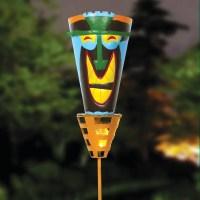 Outdoor Tiki Torches
