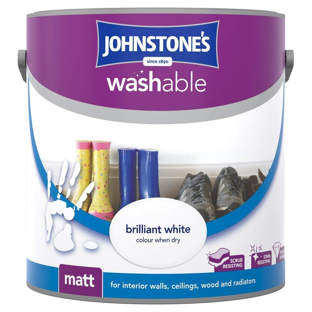 The Uk S 5 Best Washable Paints Reviews Comparison