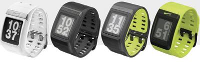Nike Plus GPS Sport Watch with sensor