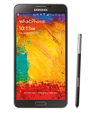 01 Galaxy-Note-3-front-with-pen-Jet-Black
