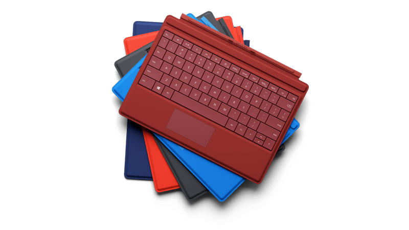 Type cover for Surface 3