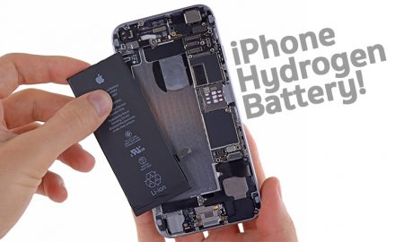 Intelligent Energy iphone-hydrogen