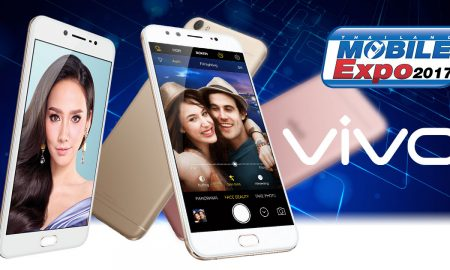 vivo Thailand Mobile Expo 2017