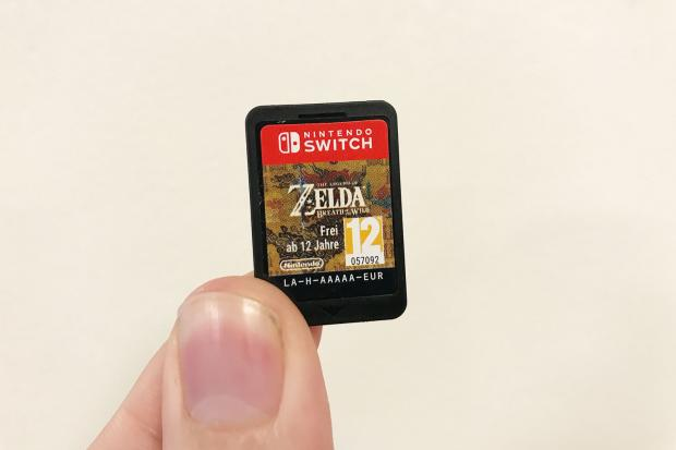 Nintendo Switch Cartridge