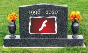Adobe Flash End