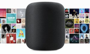 HomePod Header