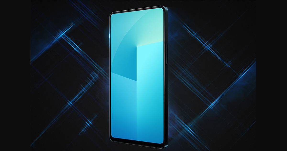 APEX Concept phone of Vivo