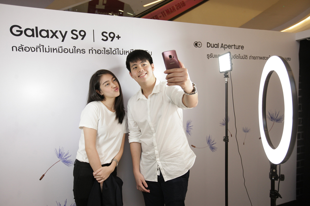 Samsung Galaxy S9 First Day Pick-up_TH_9 Mar 2018