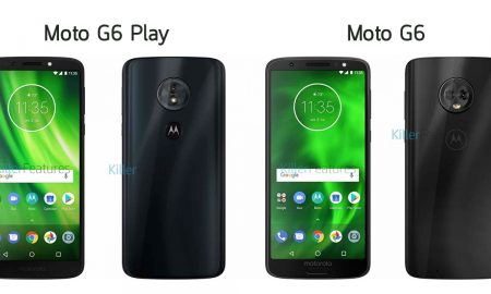 Moto G6 G6 play Render Heading