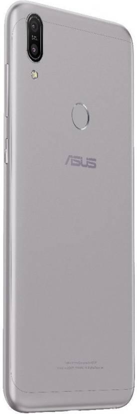 ASUS Zenfone MAX Pro M1 Gray Side - 1