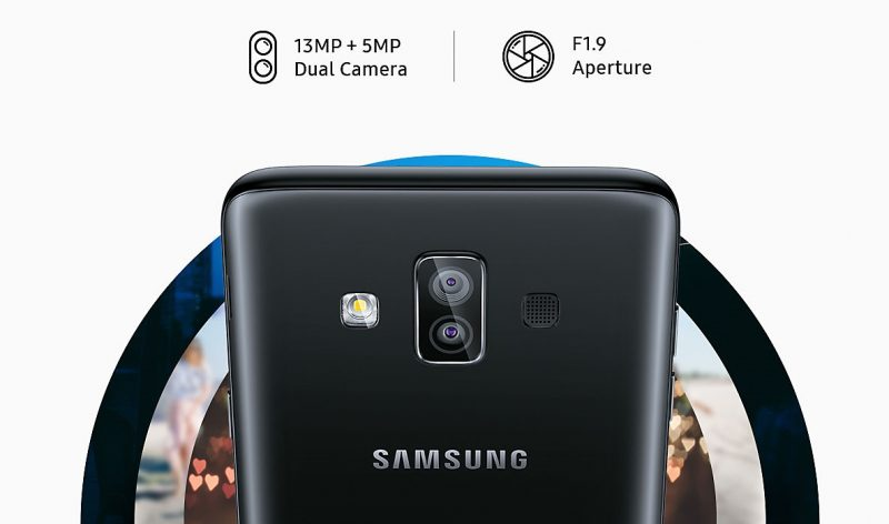 Samsung Galaxy J7 Duo Rear Camera