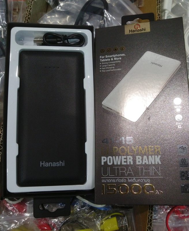 powerbank tme 2018