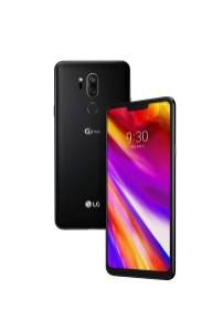 LG G7 ThinQ New Aurora Black Render - 1