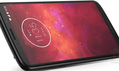 Moto Z3 Play Leaked Render
