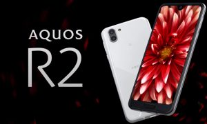 Sharp Aquos R2 White